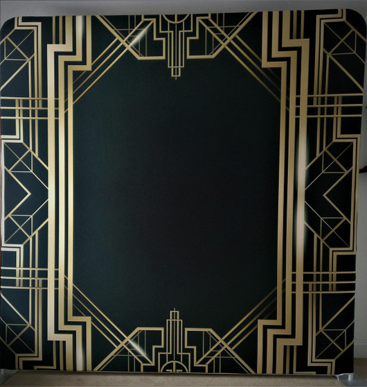 Gatsby Backdrop Double Sided