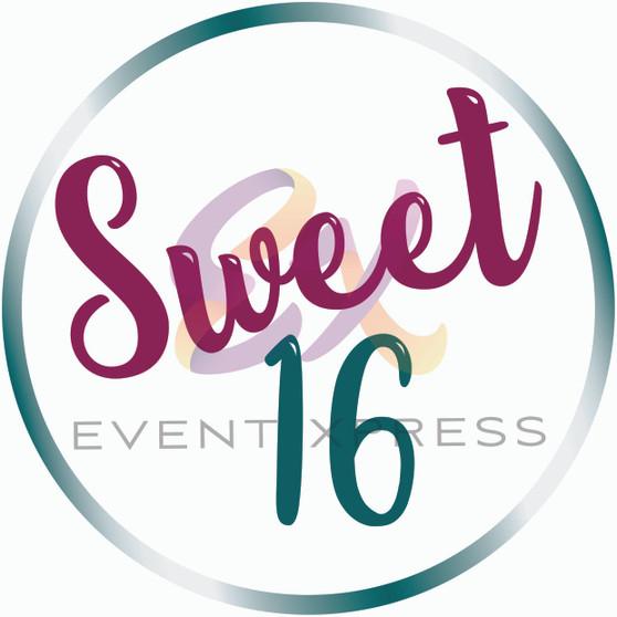 Sweet 16 Birthday Prop
