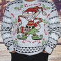 Naughty Christmas Jumper - Cracker