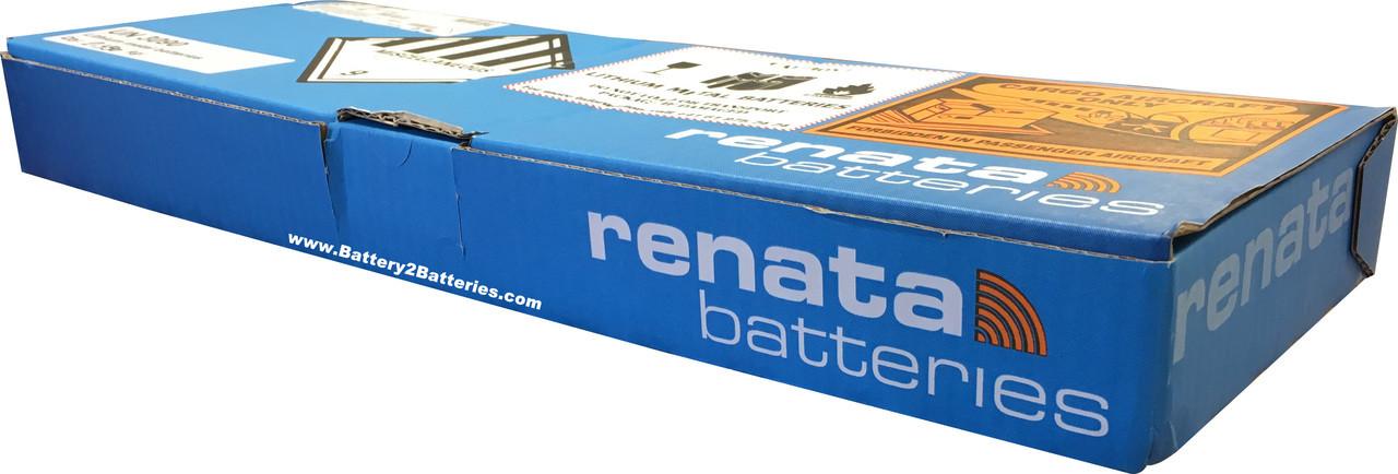 Renata CR2477N Battery - 3V Lithium Coin Cell