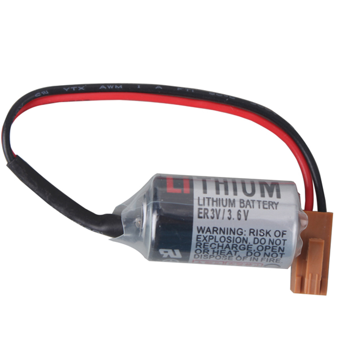 14250BA-CNC Saft Battery Replacement (Connector RD029)