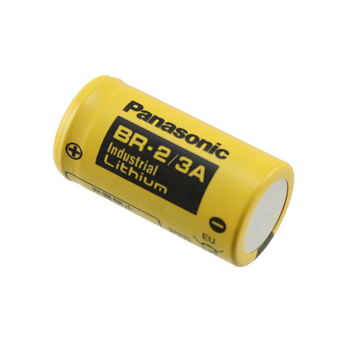 Panasonic BR-2/3A Battery - BR-2/3ASSP Lithium 2/3 A Cell