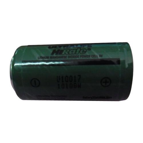 Ultralife U10017 Battery - 3V Lithium C CellUltralife U10017 Battery - 3V Lithium C Cell