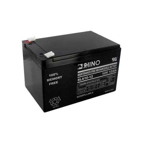 This is an AJC Brand Replacement DataShield Turbo 350 12V 18Ah UPS Battery