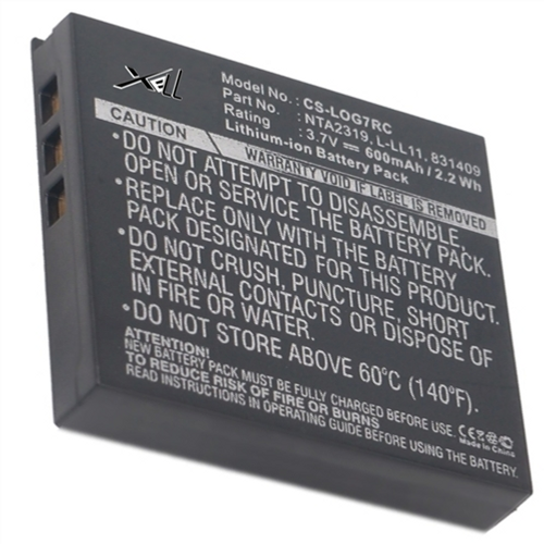 Logitech 831409 Battery for Cordless / Wireless Laser Mouse