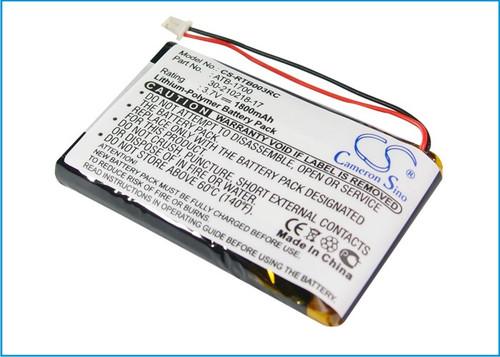 RTI ATB-1700 Battery for Remote Control