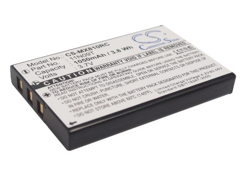 Universal MX-810 Remote Control Battery