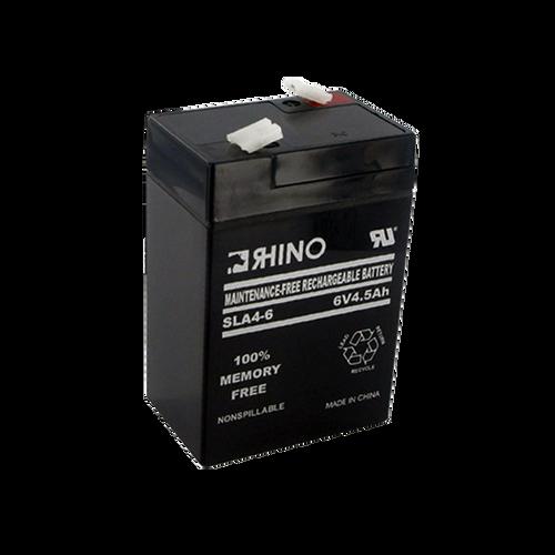 Streamlight Sho-me Flashlight Battery - 6 Volt 4.5 Ah