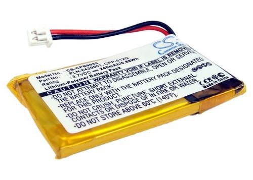 Plantronics 6439901 Battery