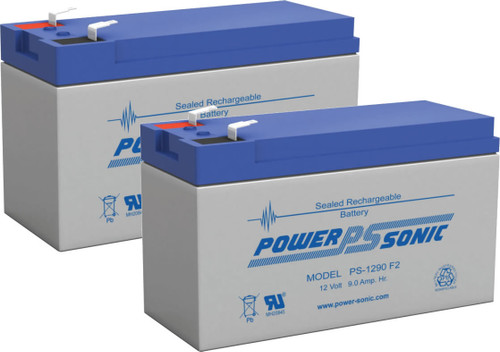APC Back-UPS XS BX1000G Battery - 12 Volt 9.0 Ah