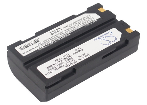 Trimble R8 - Receiver Battery for Survey Equipment - 7.4V 2600mAh Li-Ion
