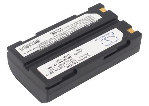 Trimble TSC1 Battery for Survey Equipment - 7.4V 2600mAh Li-Ion