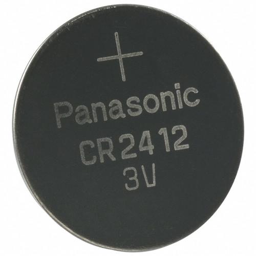 Panasonic CR2412 Battery - 3V Lithium Coin Cell