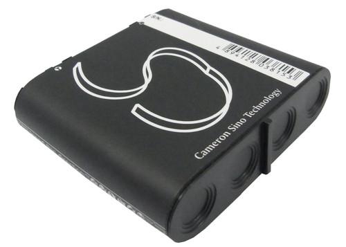 Marantz TSU5002 Remote Control Battery - 4.8V 1800mAH Ni-MH