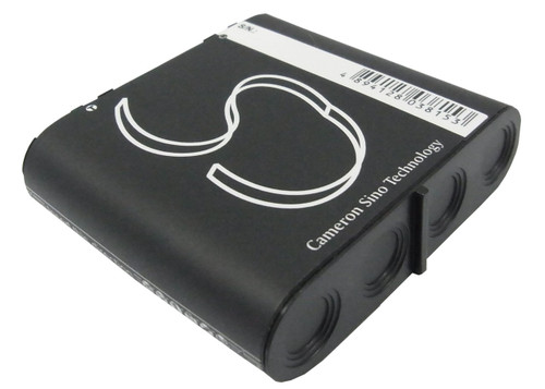 Philips Pronto DS1000 Remote Control Battery - 4.8V 1800mAH Ni-MH