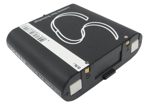 Philips Pronto TSU2001 Remote Control Battery - 4.8V 1800mAH Ni-MH