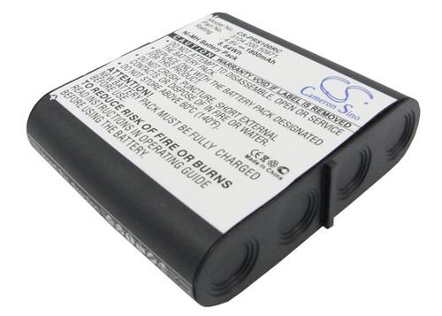 Philips Pronto TSU3001 Remote Control Battery - 4.8V 1800mAH Ni-MH