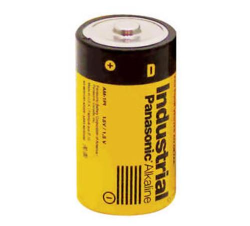 Panasonic Industrial AM1 D Cell Battery - 1.5 Volt Alkaline