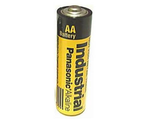 Panasonic Industrial AM3 AA Cell Battery - 1.5 Volt Alkaline