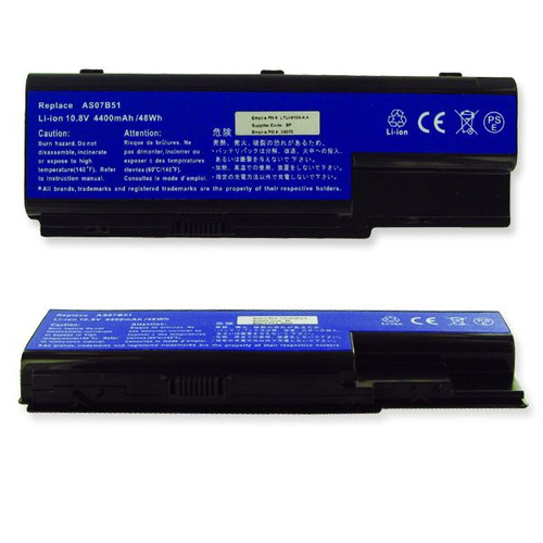Aspire AS5720-4984 Batterie 4400mAh pour Aspire AS5720-4662