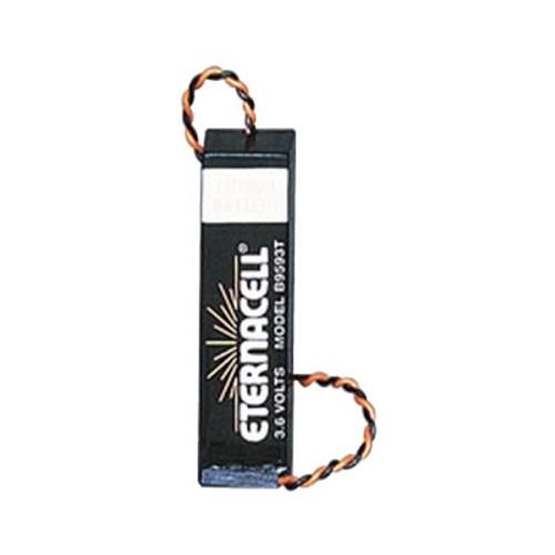 Eternacell B9593T Battery - 3.6V 2600mAh Lithium CMOS Memory Backup