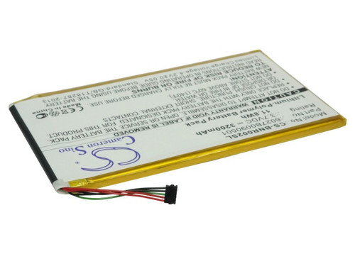 Nook DR-NK02 Battery