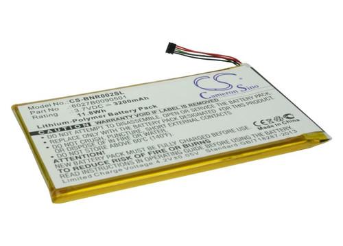 Nook BNRV250A Battery