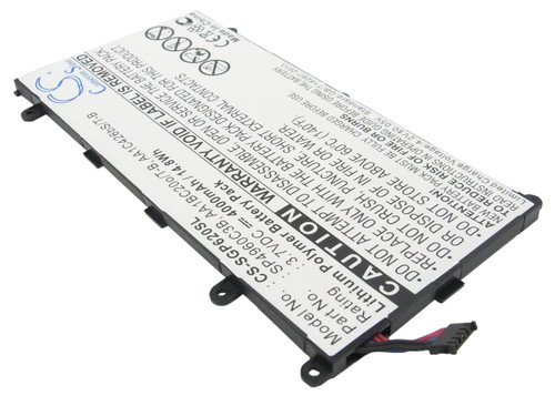 Samsung Galaxy Tab SP4960C3B Battery