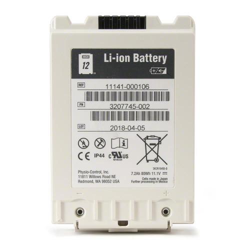 Physio-Control 11141-000106 HighPak Battery - 12V 7.2Ah Li-Ion