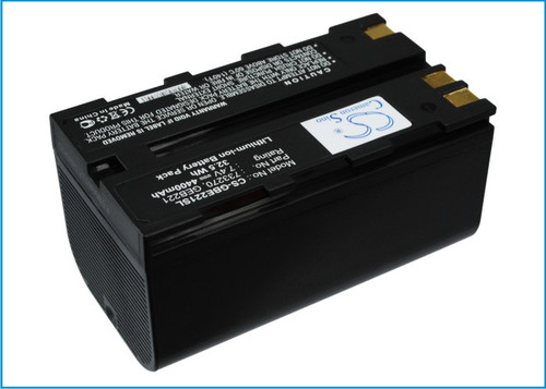 Leica GRX1200 Battery for GPS Reference Station (High Capacity)