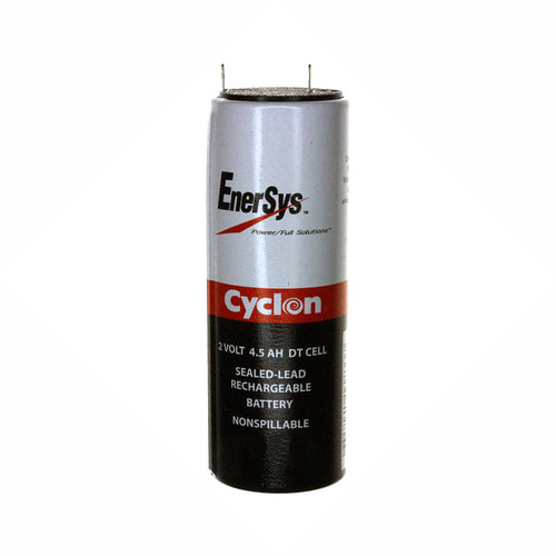 0860-0004 2 Volt 4.5 AH DT Cell Battery - Enersys Cyclon Hawker Energy