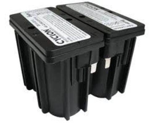 Emergency Light Battery 8v 2.5ah Hawker//Cyclon//Enersys 0819-0019 Battery
