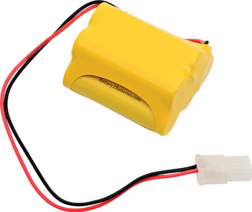Interstate NIC0099 Battery for Emergency Lighting