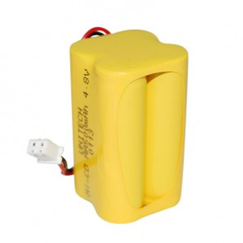 Exit Light Co BAA-48R Battery Pack Replacement for Emergency Lighting