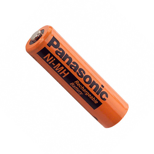 Panasonic HHR-210AAC4B Battery - AA Ni-MH - Nickel Metal Hydride