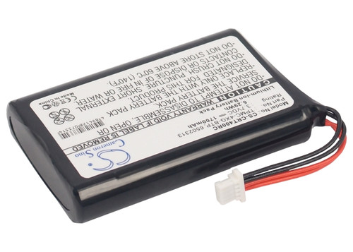 Crestron TPMC-4XG-BTP Battery Replacement for Touchpanel Remote Control