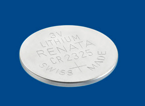 Optima II - 2 Altimeter Battery - Renata CR2325 3V