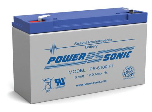 Razor Bumper Buggie Battery