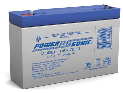 Razor Electric Scream Big Wheel Battery Pack
