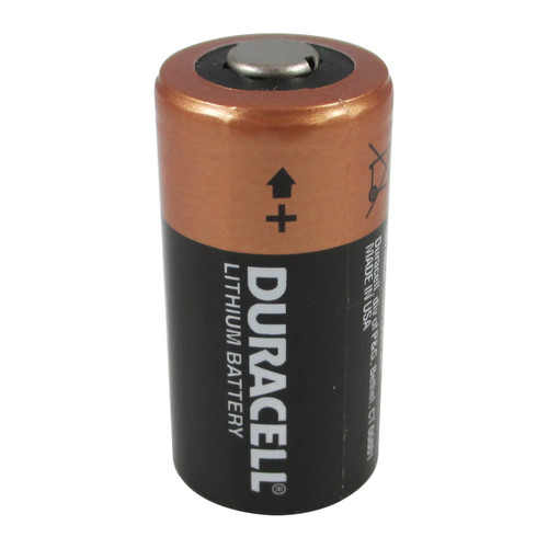 Duracell DL123A - DL123 - CR17345 Battery (12 Pack) 3V Lithium 2/3A
