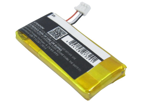 Sennheiser 504374 Battery Replacement