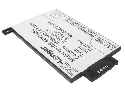 """Kindle 53-000186 - 58-000008 Battery for Kindle Touch 6"""" (2014)"""