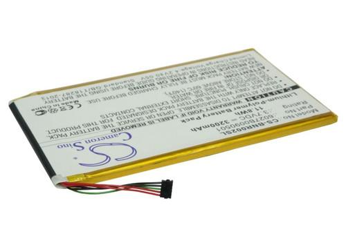 Barnes & Noble Nook Color - Encore Battery - AVPB001-A110-01