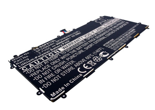 Google - Samsung Nexus 10 Battery - SP3496A8H - GT-P8110