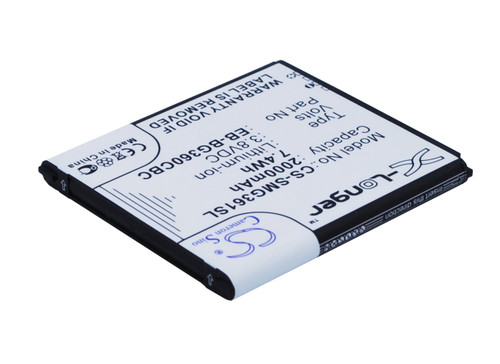 Samsung EB-BG360CBU Battery Replacement