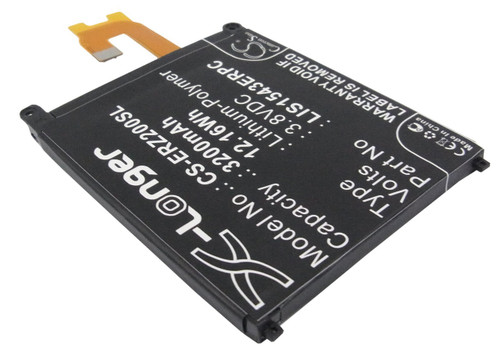 Sony Xperia Z2 Battery for Cellular Phone