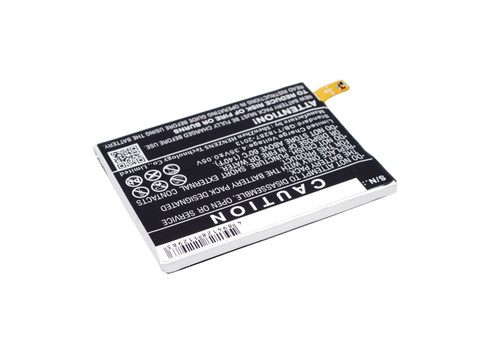 Google - LG - Nexus 5X Battery for Cellular Phone
