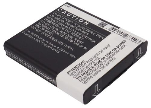 Pantech MHS291LVW Battery