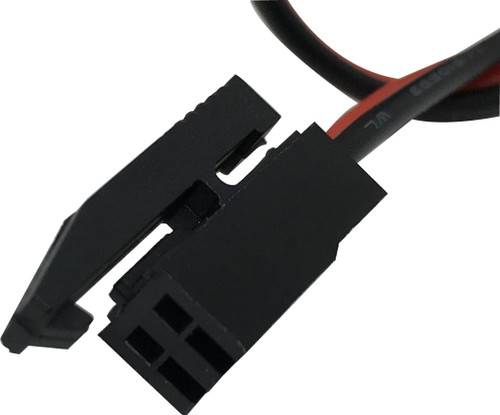 BR-2/3AGCT4A Panasonic Battery with Black Clip Connector