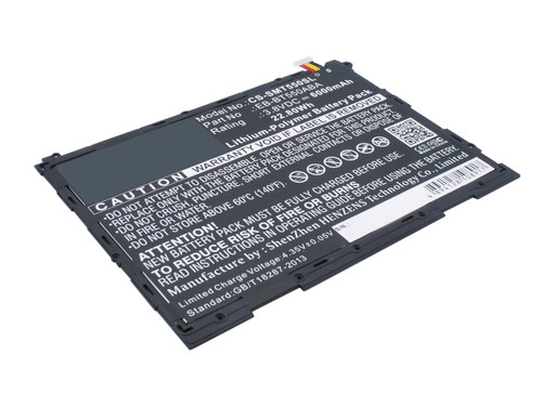 Samsung EB-BT550ABA Battery Replacement